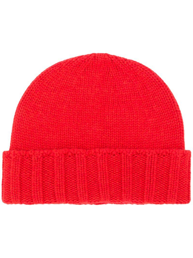 Drumohr | knitted beanie hat | Clouty