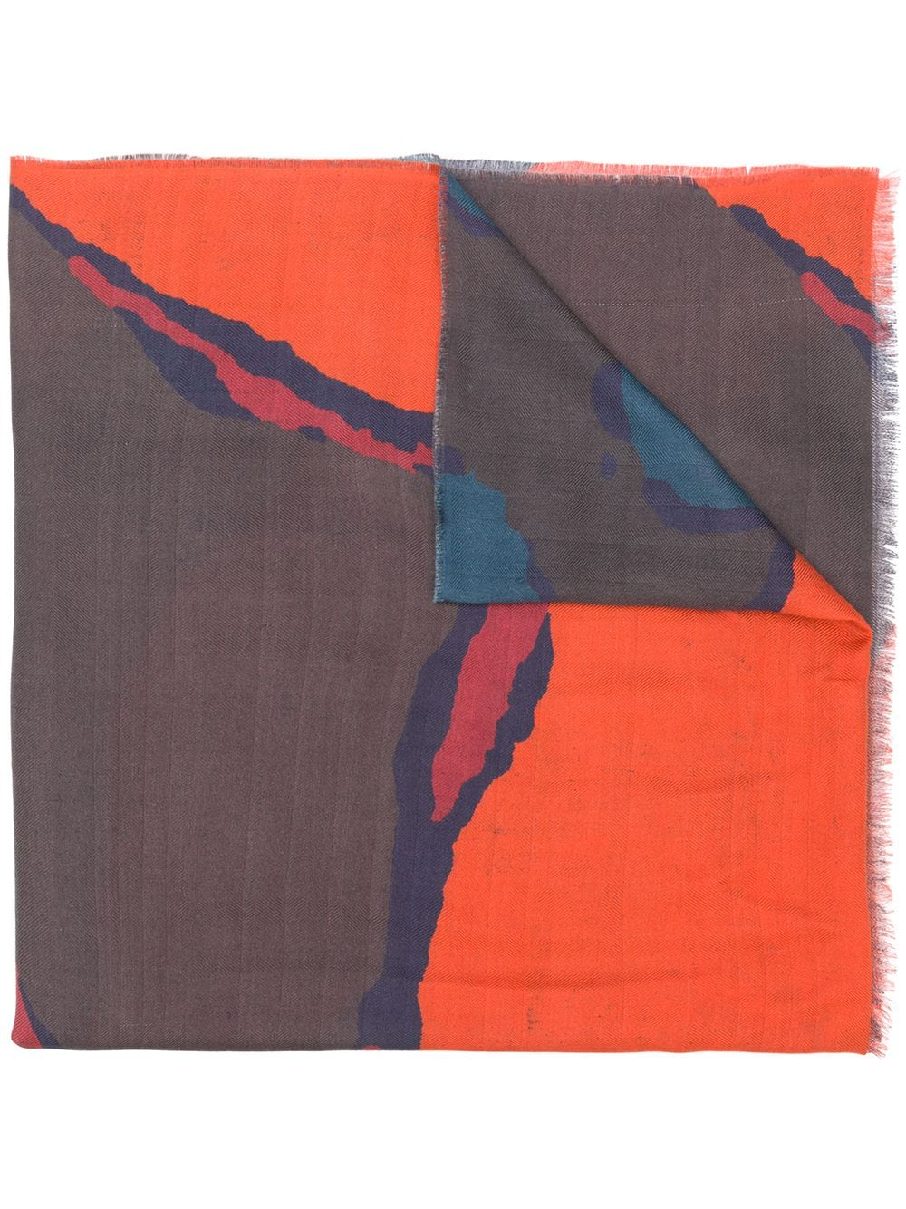 Paul Smith | платок с принтом | Clouty