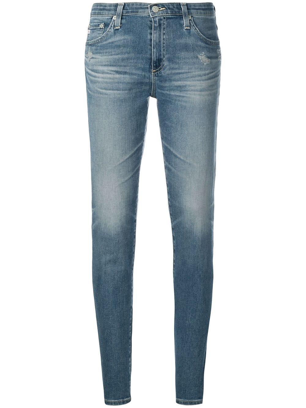 AG Jeans | джинсы скинни | Clouty