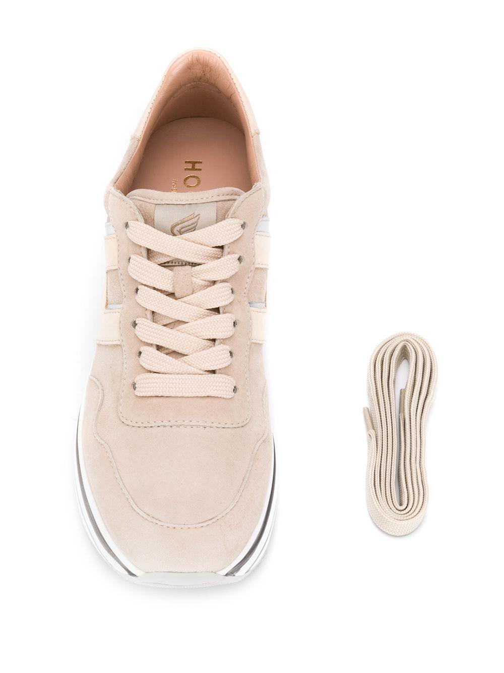 HOGAN | Hogan кроссовки на платформе | Clouty