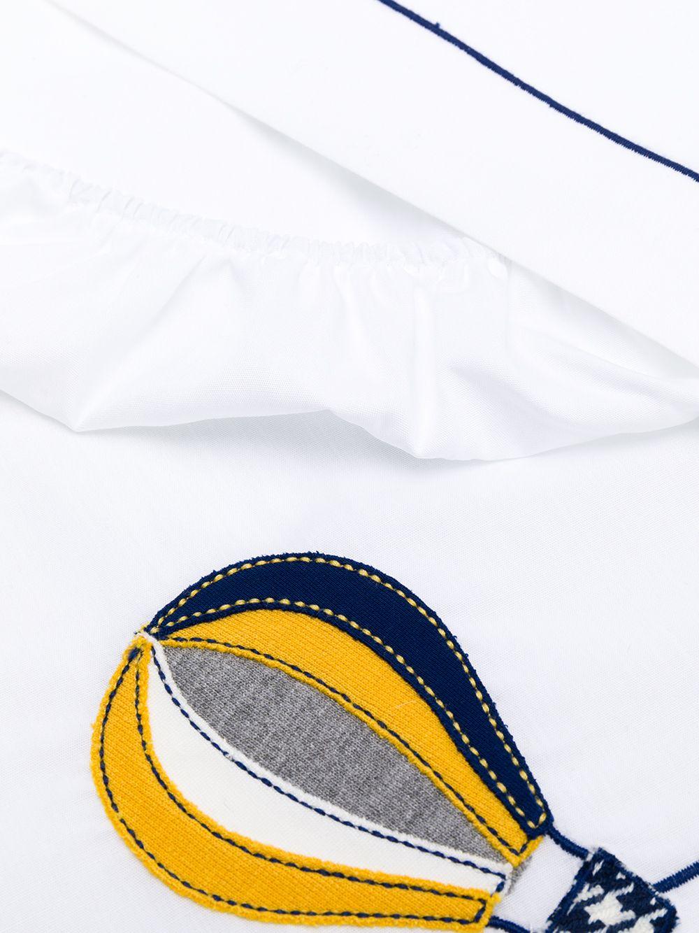 Colorichiari | Colorichiari одеяло с вышивкой | Clouty