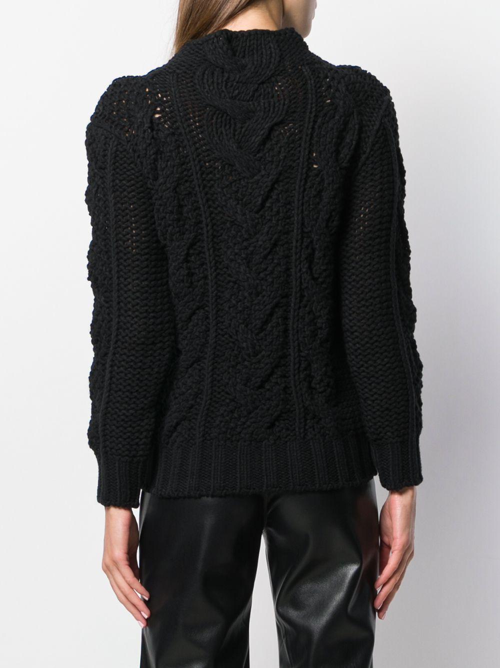 Ermanno Scervino | свитер фактурной вязки | Clouty