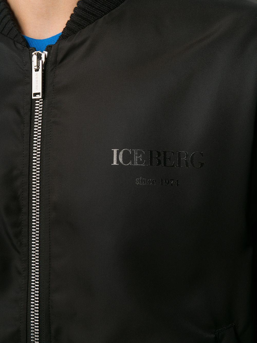 Iceberg | Iceberg бомбер с логотипом | Clouty