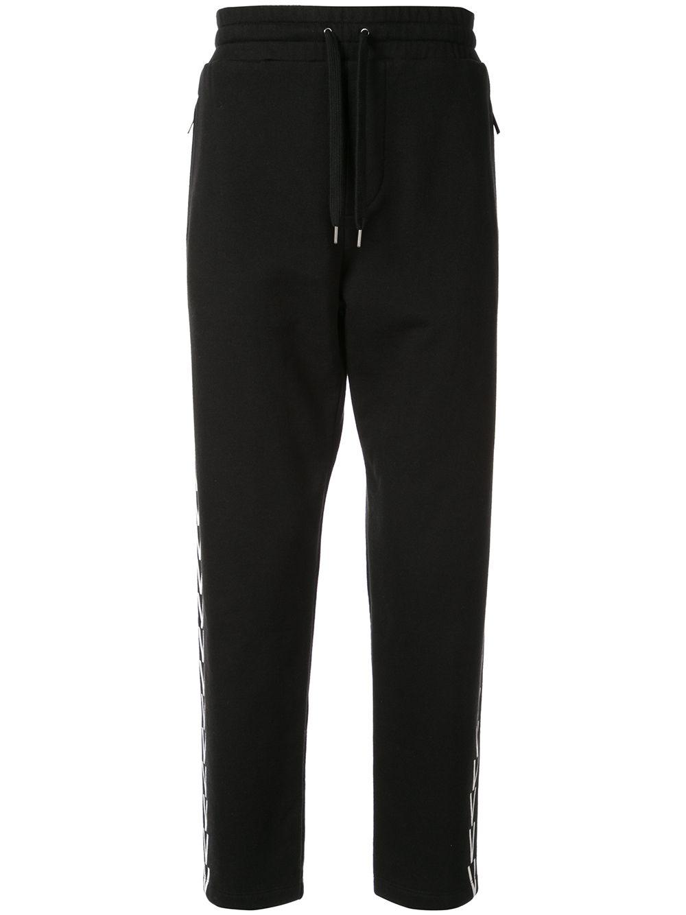 Ports V | спортивные брюки с логотипами на лампасах | Clouty