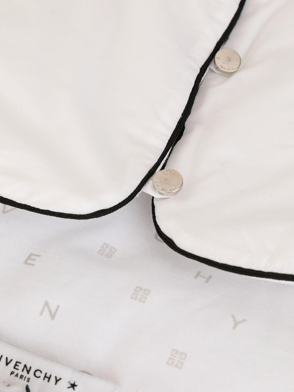 GIVENCHY | спальный конверт с логотипом | Clouty