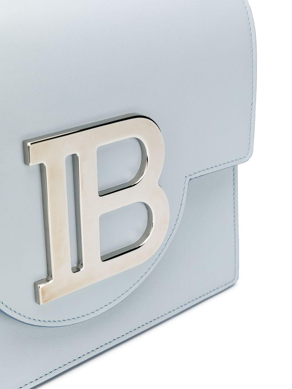 BALMAIN | сумка через плечо Bbag 18 | Clouty