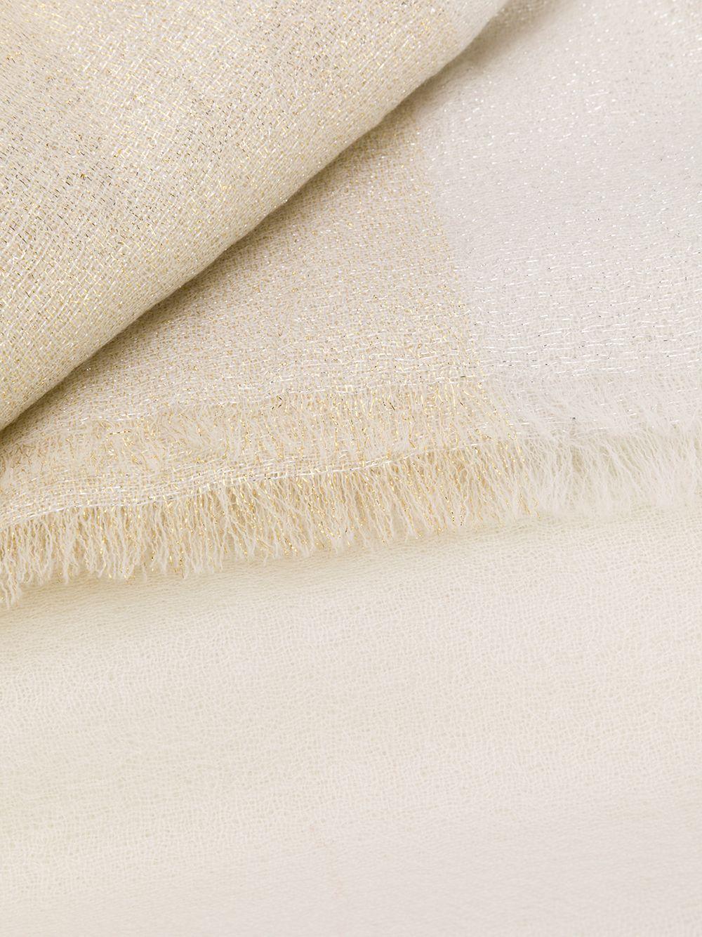 Snobby Sheep | Snobby Sheep легкий шарф с бахромой | Clouty