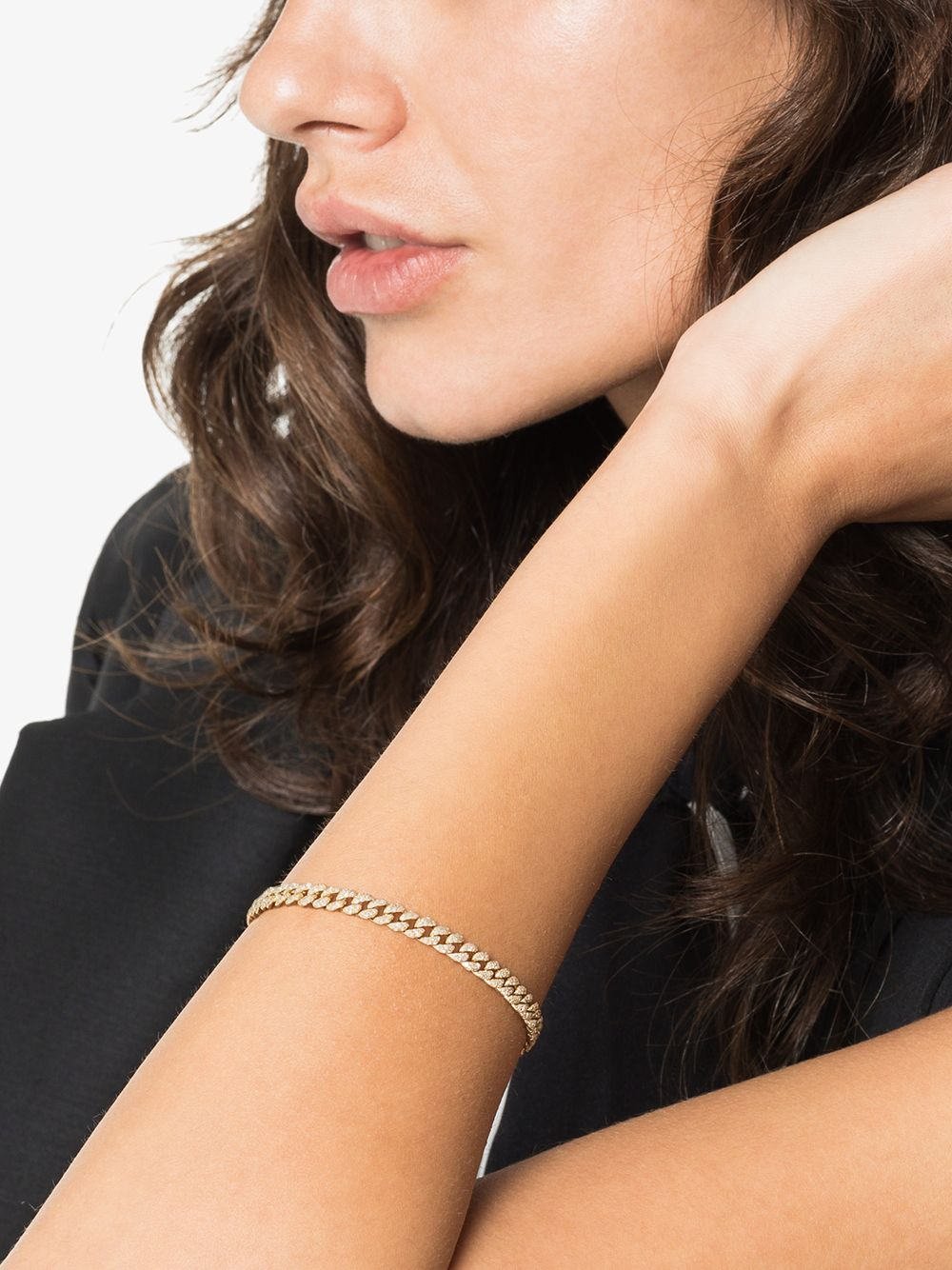 Shay | SHAY золотой браслет с бриллиантами | Clouty