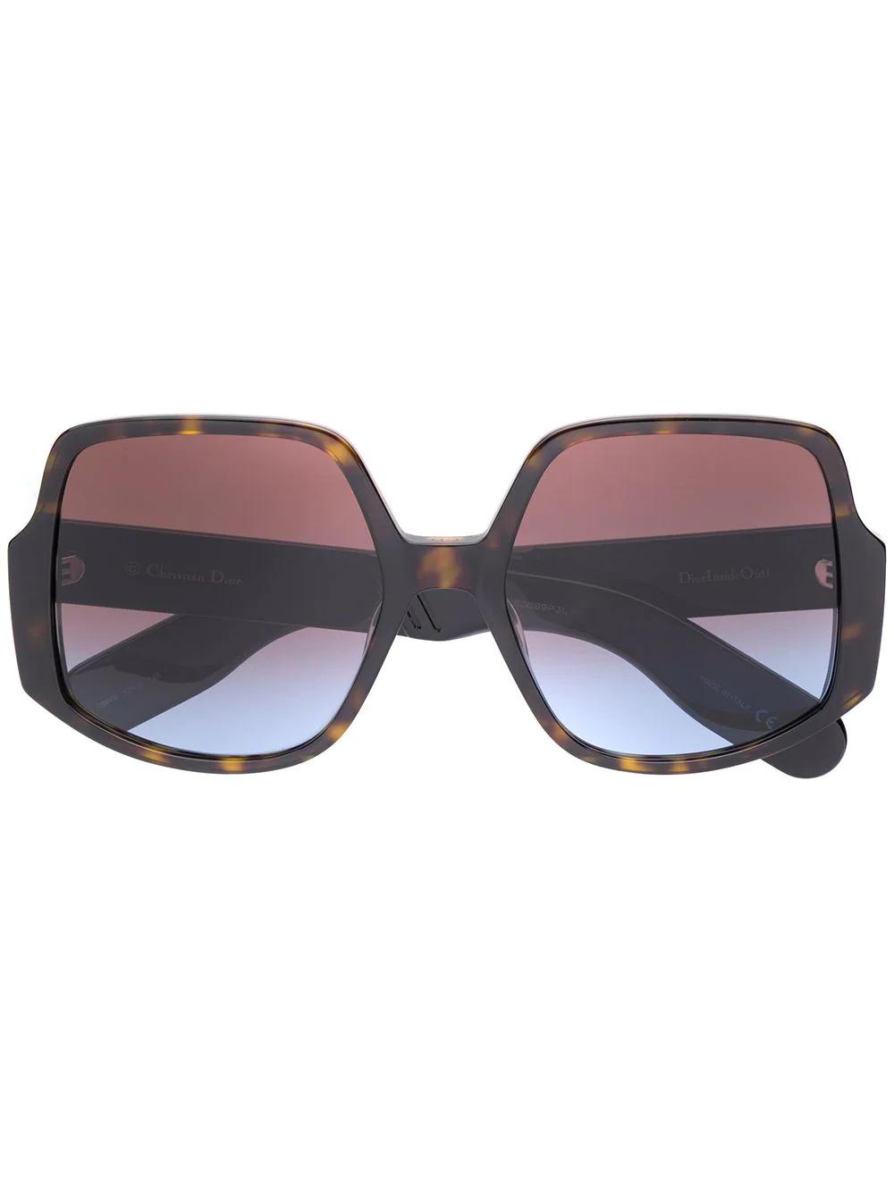 Dior | солнцезащитные очки Insideout | Clouty