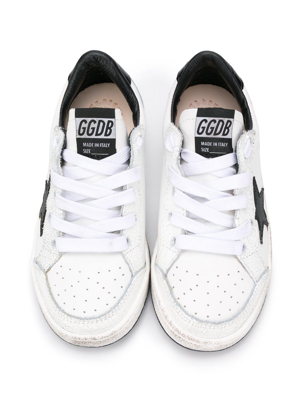 Golden Goose Deluxe Brand   кроссовки Ballstar   Clouty