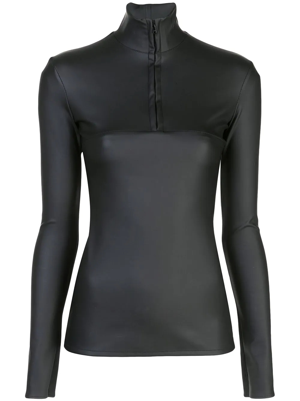 Kwaidan Editions   пуловер с высоким воротником   Clouty