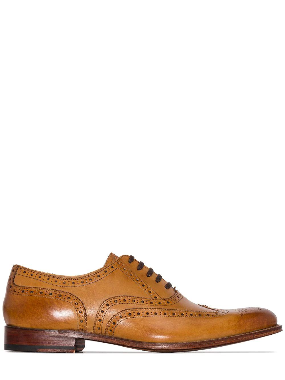 Grenson | Grenson броги Dylan на шнуровке | Clouty