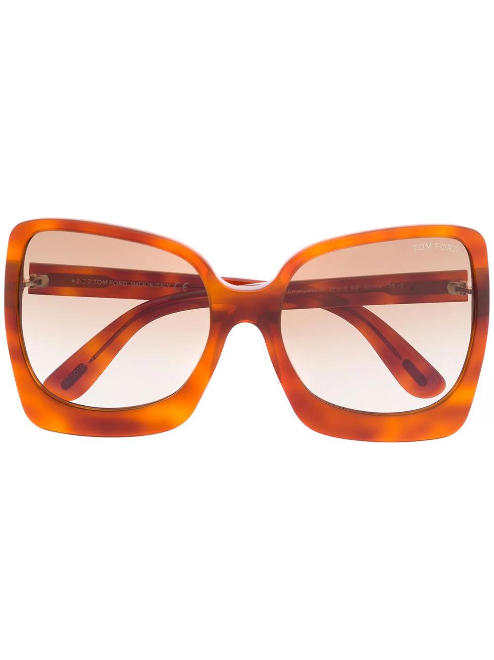 Tom Ford | солнцезащитные очки Emanuella | Clouty