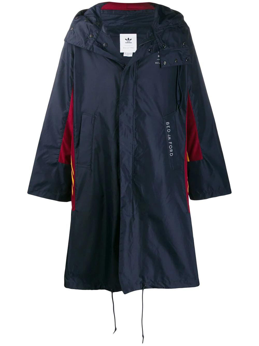 adidas Originals   adidas Originals легкое пальто из коллаборации с Bed J.W. Ford   Clouty