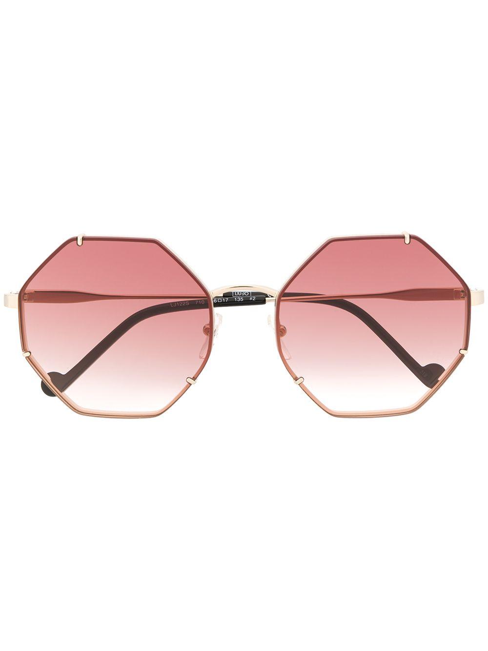 Liu•Jo | солнцезащитные очки в массивной оправе | Clouty