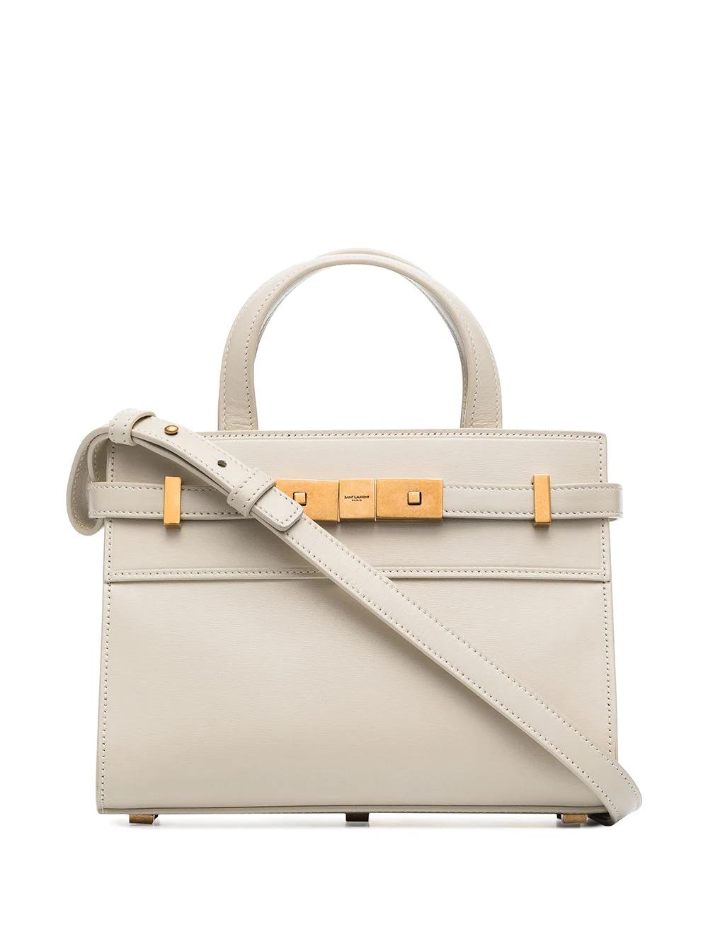 SAINT LAURENT | Saint Laurent мини-сумка Manhattan | Clouty