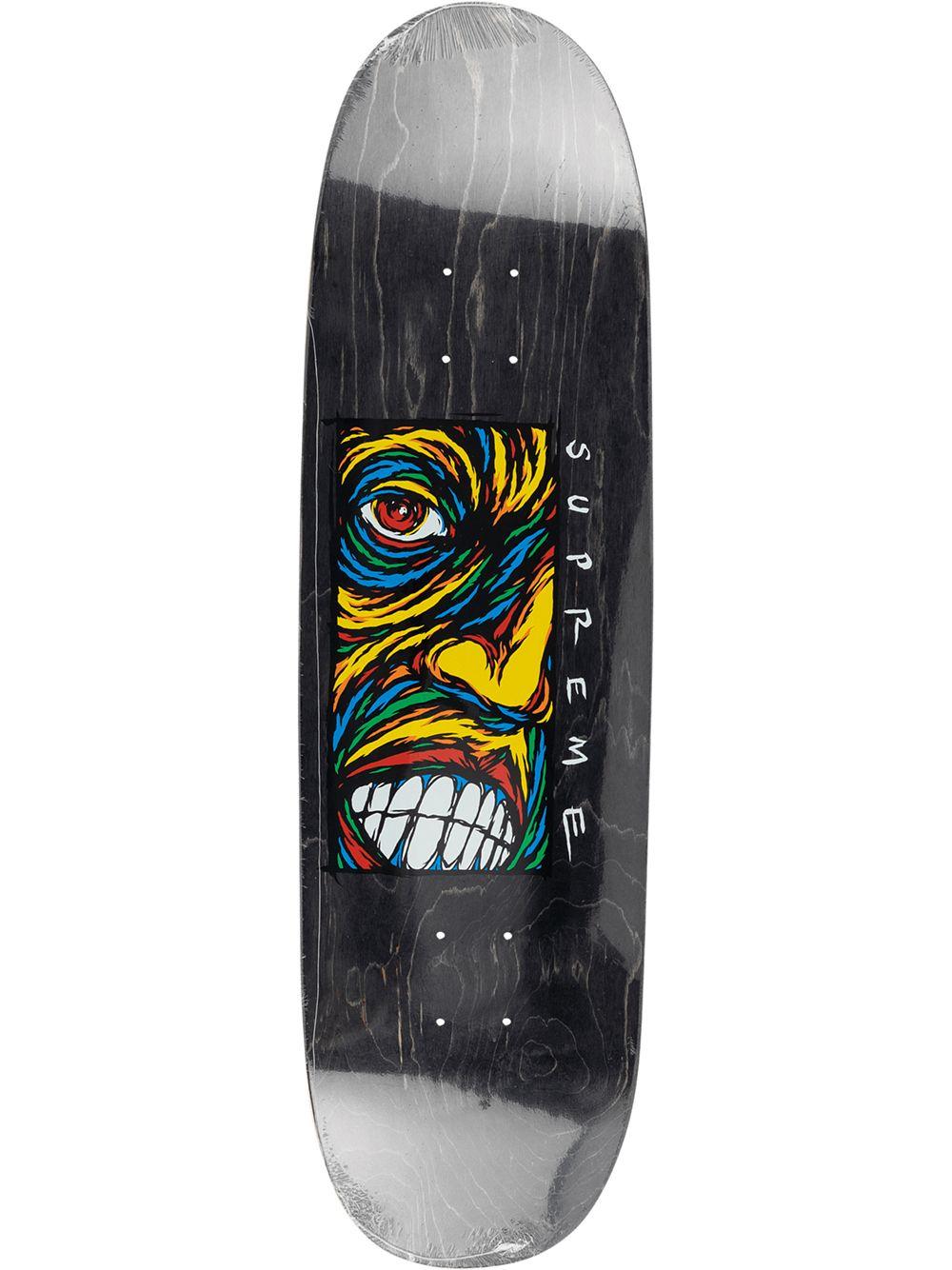 Supreme   скейтборд Disturbed   Clouty