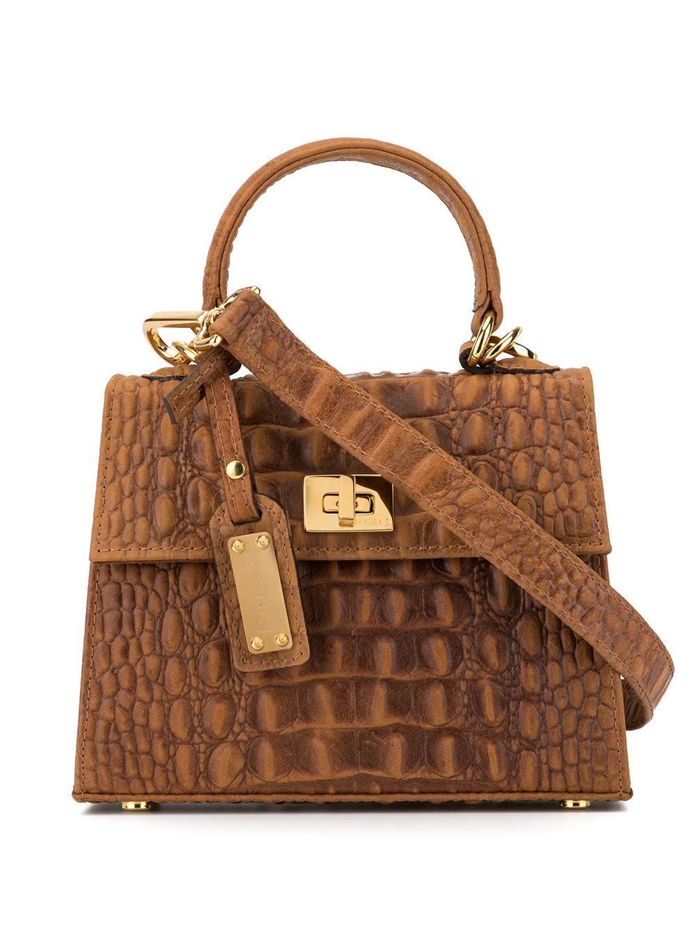 Sandra J | Micro Jackie Handbag | Clouty