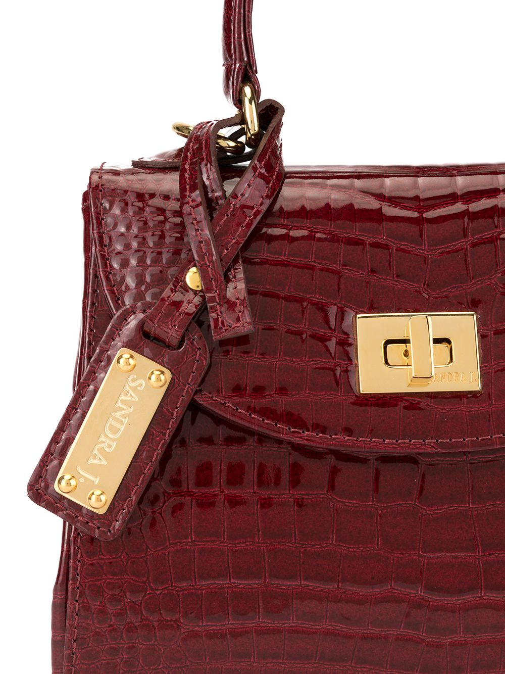 Sandra J | Micro Sasha Handbag | Clouty