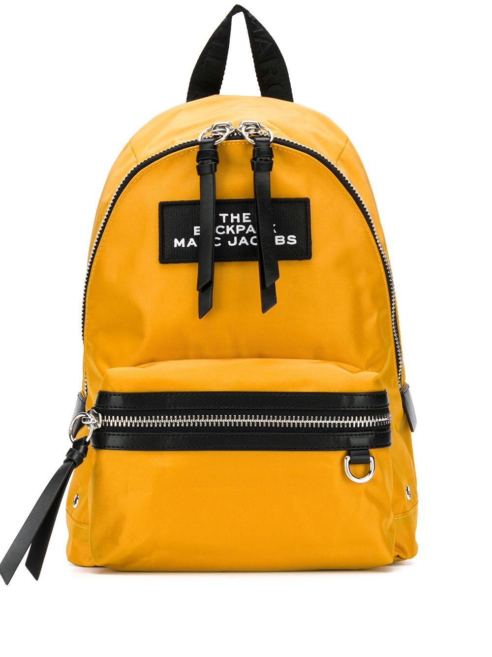 Marc Jacobs | рюкзак среднего размера с нашивкой-логотипом | Clouty