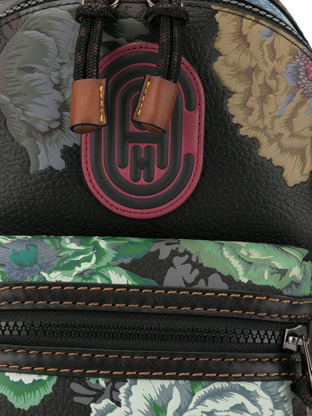 COACH   рюкзак Academy из коллаборации с Kaffe Fassett   Clouty