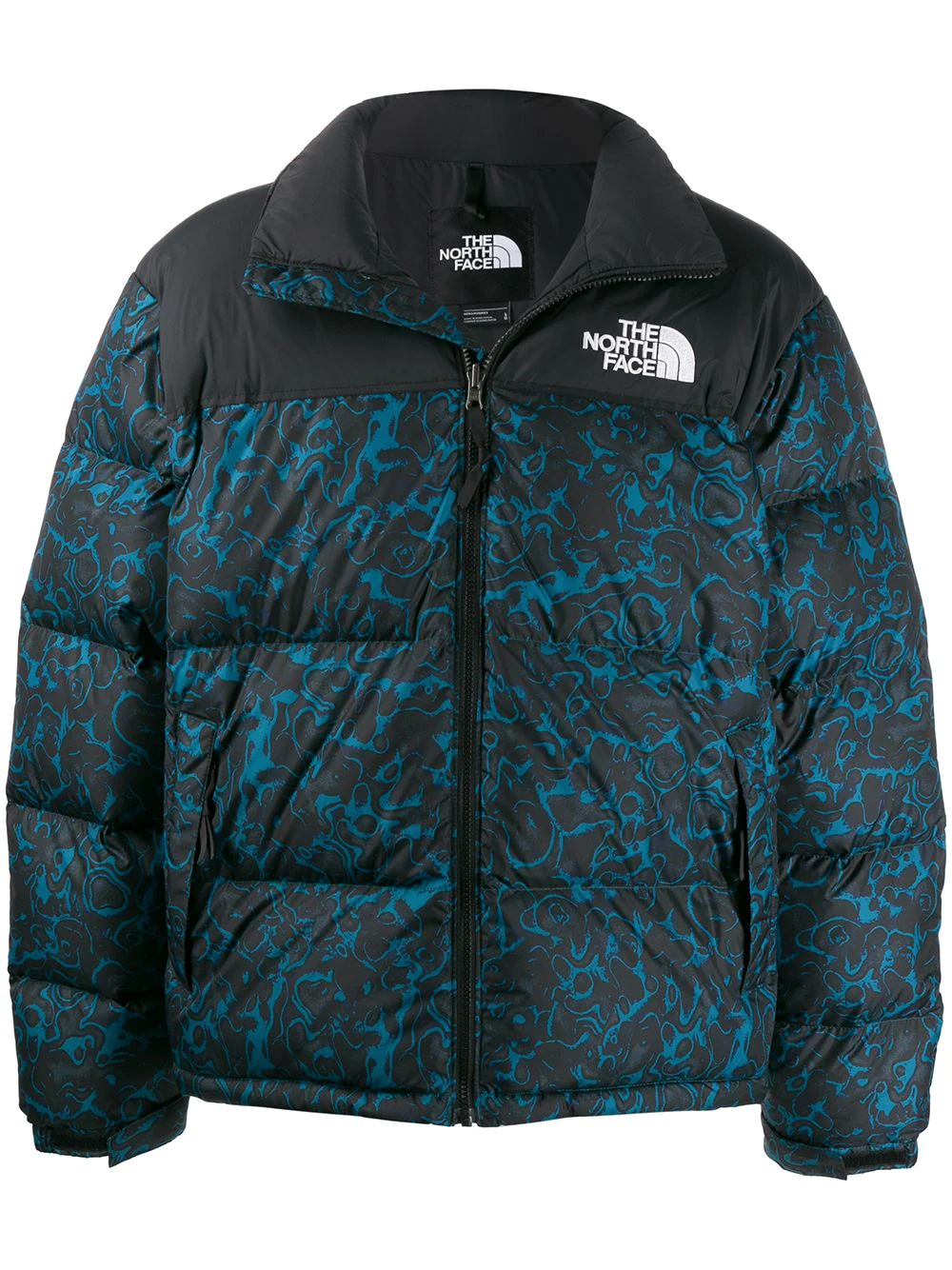 The North Face | The North Face пуховик с логотипом | Clouty