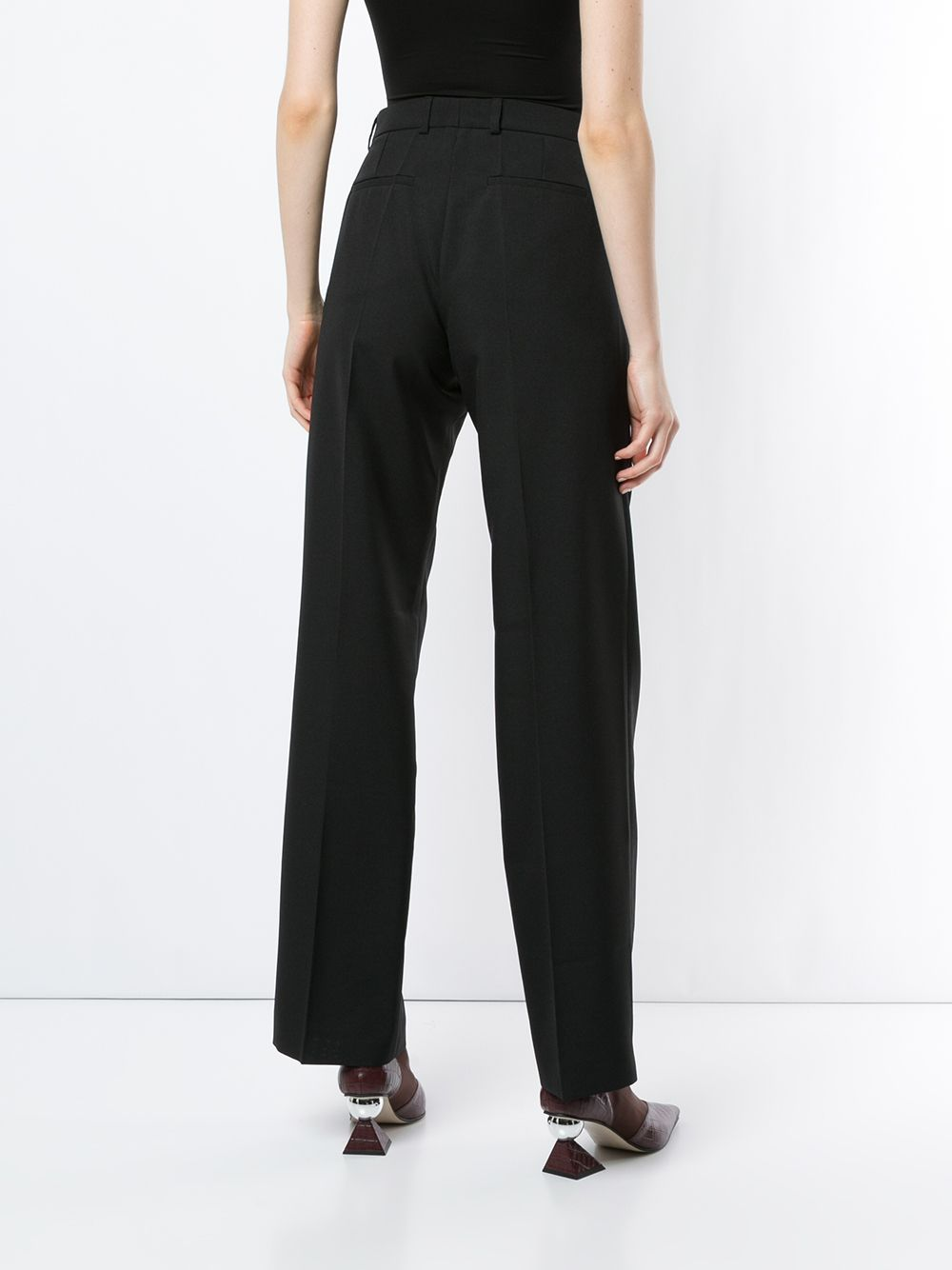 Misbhv | брюки широкого кроя | Clouty