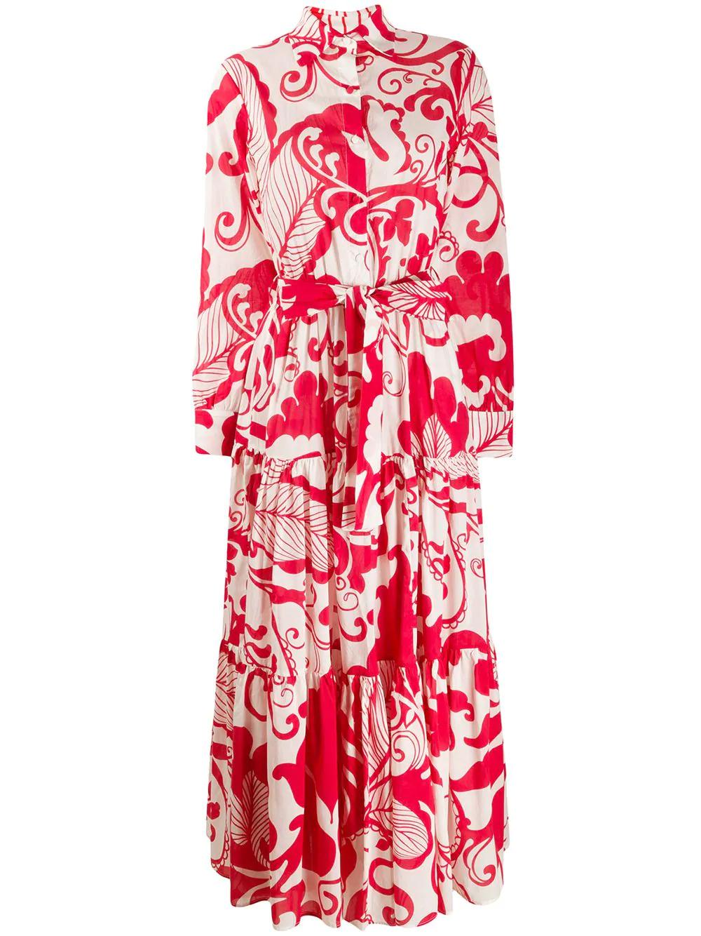 La DoubleJ | La Doublej платье-рубашка макси Bellini | Clouty