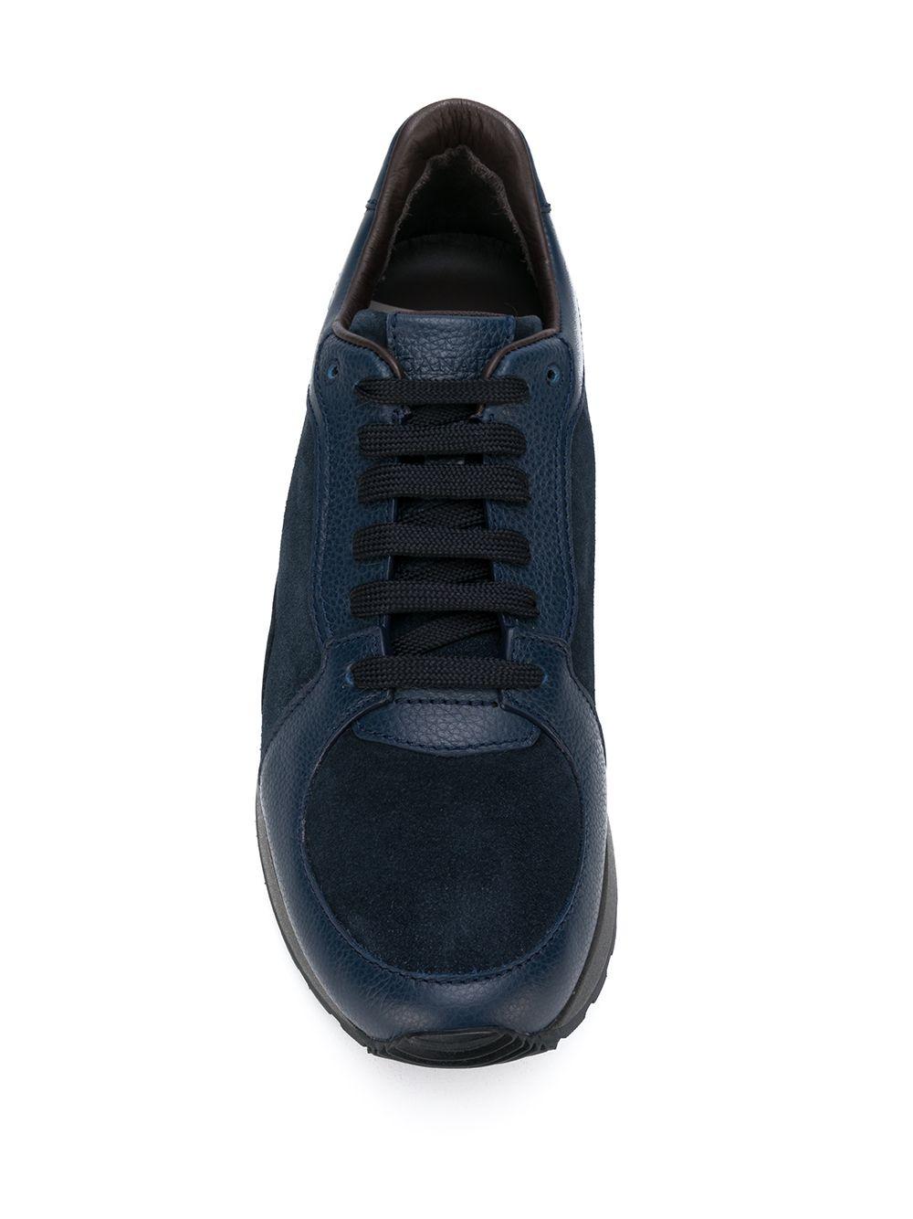 Canali | Canali кроссовки на шнуровке | Clouty
