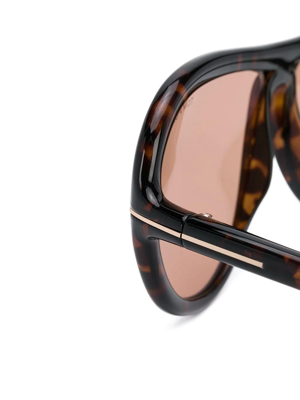 Tom Ford | aviator shaped sunglasses | Clouty