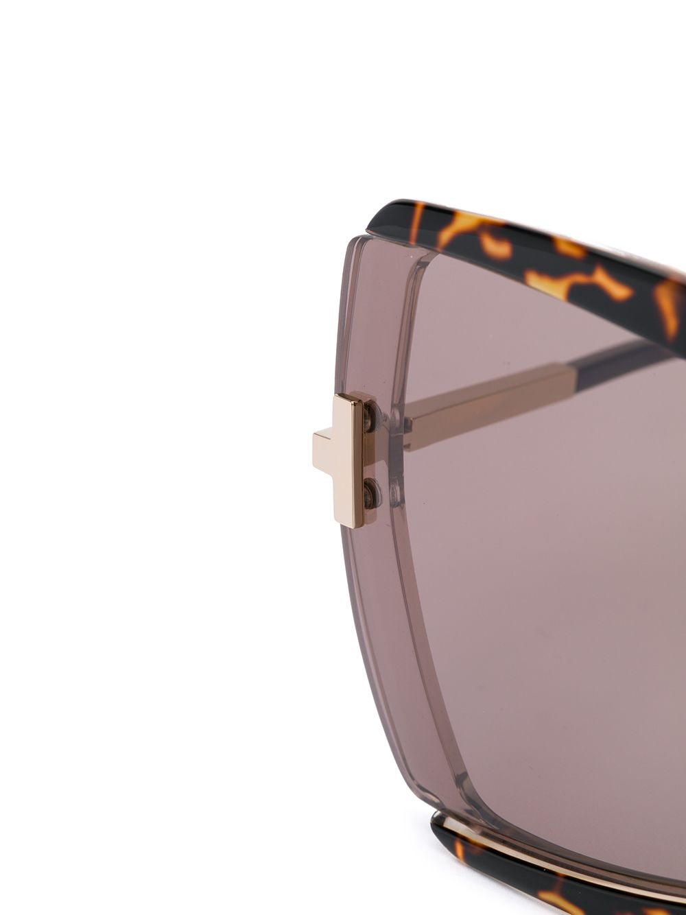 Tom Ford | oversized cat eye sunglasses | Clouty