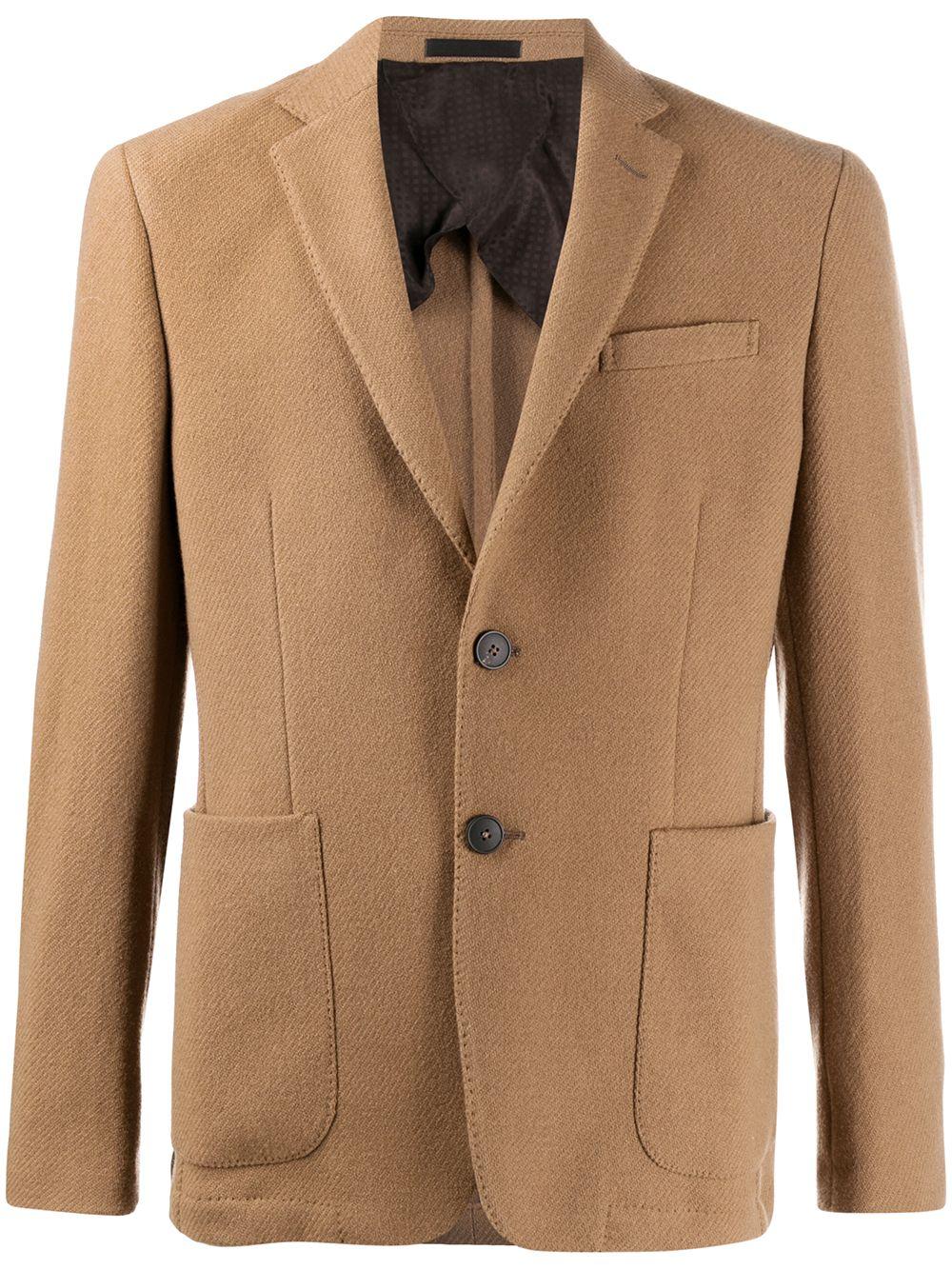 Pal Zileri | Pal Zileri однобортный пиджак узкого кроя | Clouty