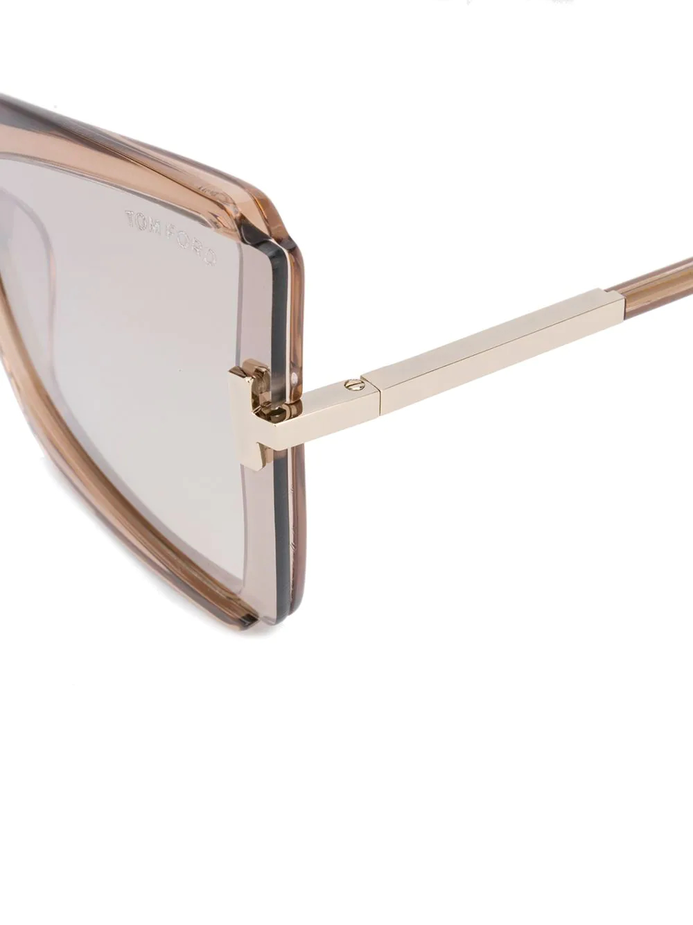 Tom Ford | TOM FORD EYEWEAR FT0766 57G Acetate/Metal (Other) | Clouty