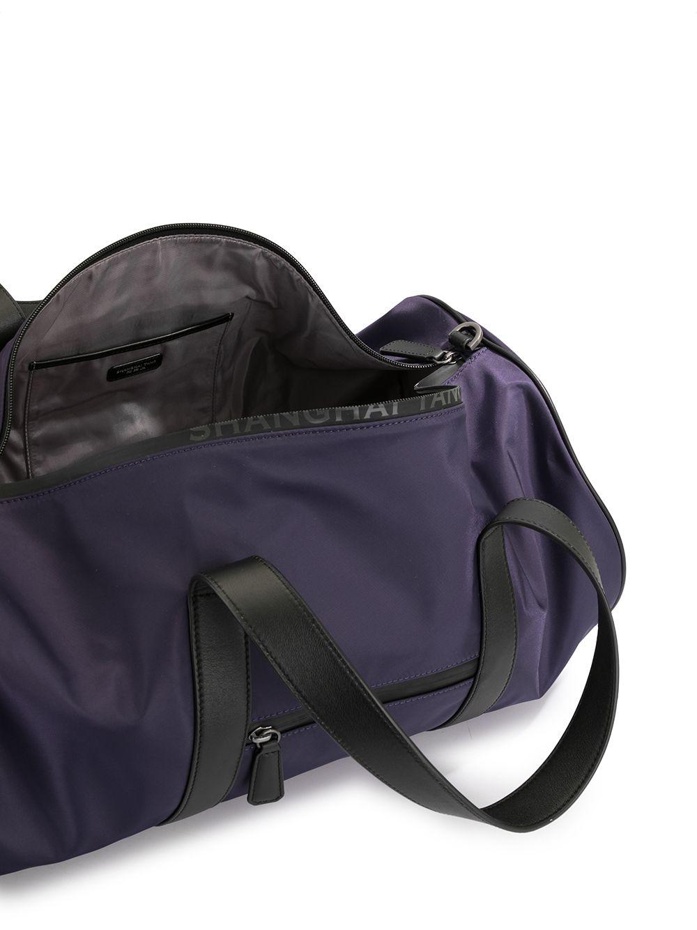 Shanghai Tang | Shanghai Tang спортивная сумка с вышивкой | Clouty