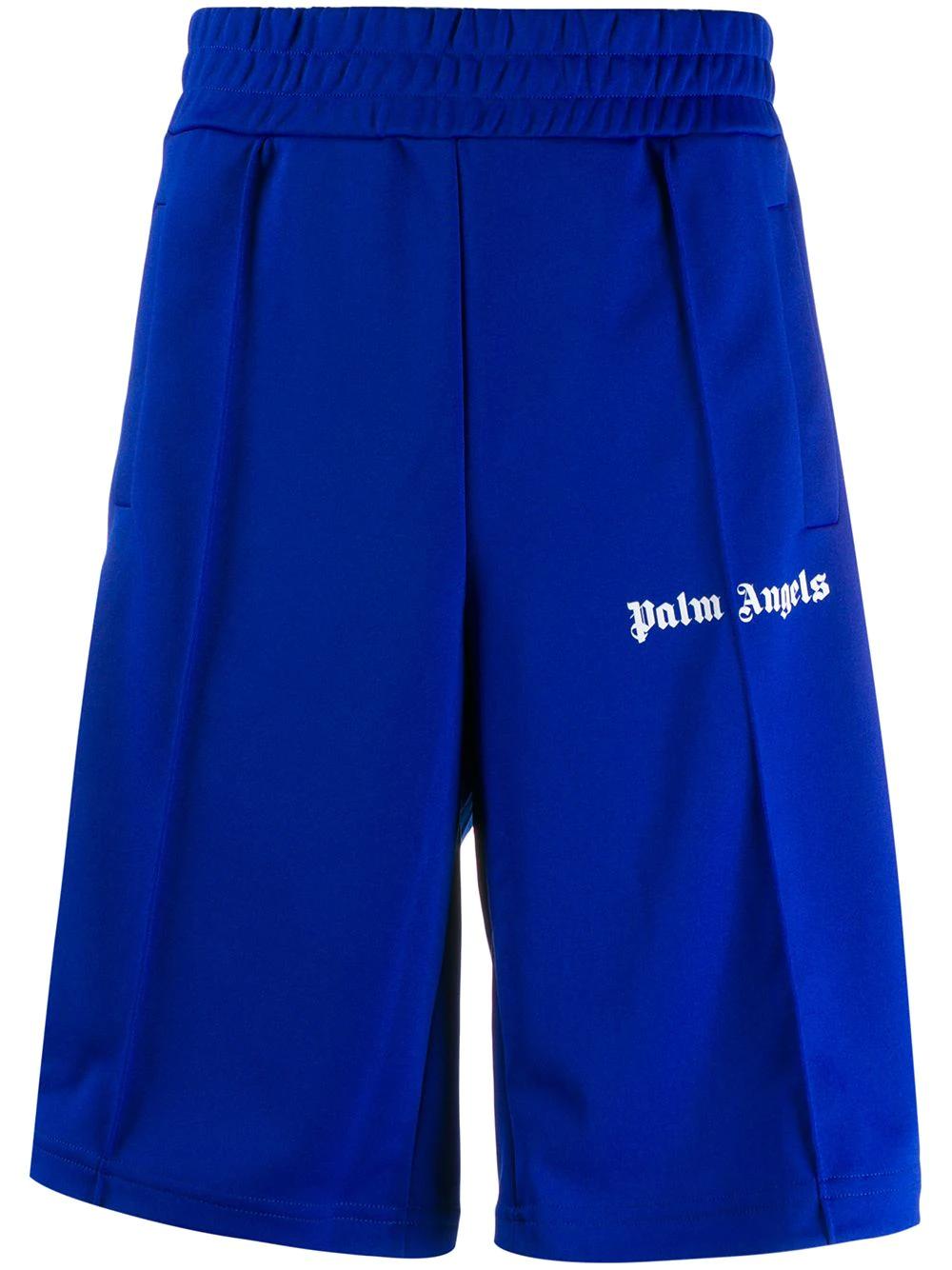Palm Angels | Palm Angels спортивные шорты с логотипом | Clouty
