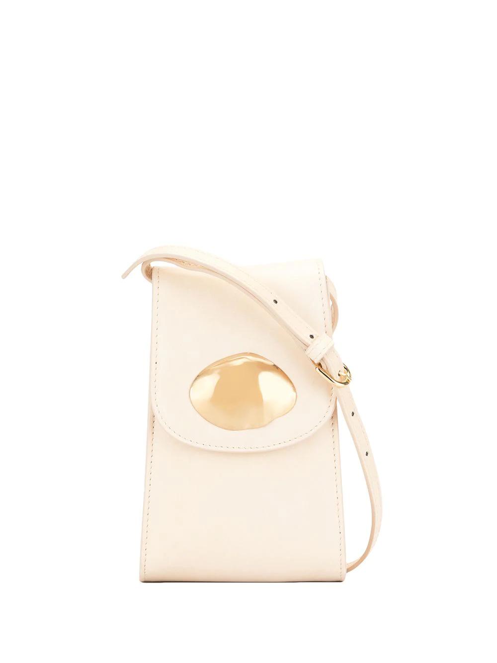 Little Liffner | Little Liffner каркасная сумка на плечо | Clouty