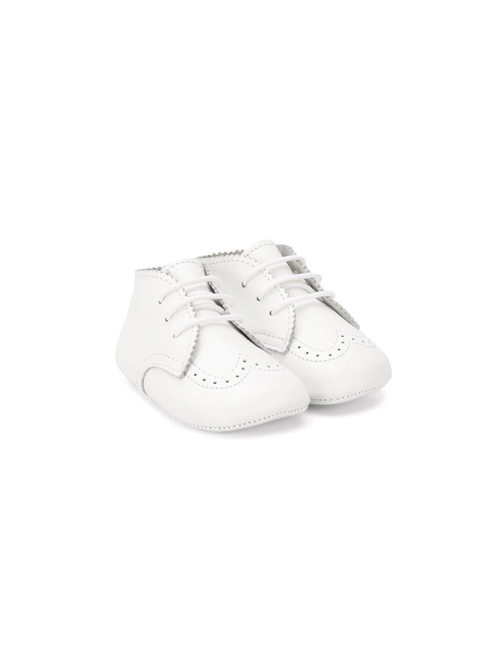 Gallucci Kids | Gallucci Kids ботинки с фестонами | Clouty