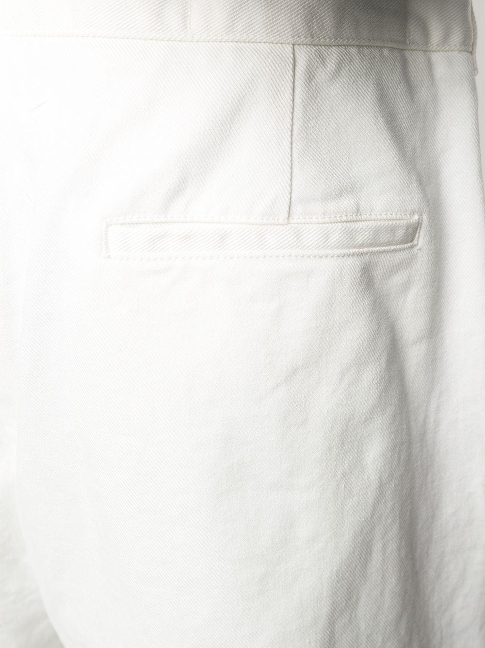 Maison Margiela | Maison Margiela джинсы свободного кроя | Clouty