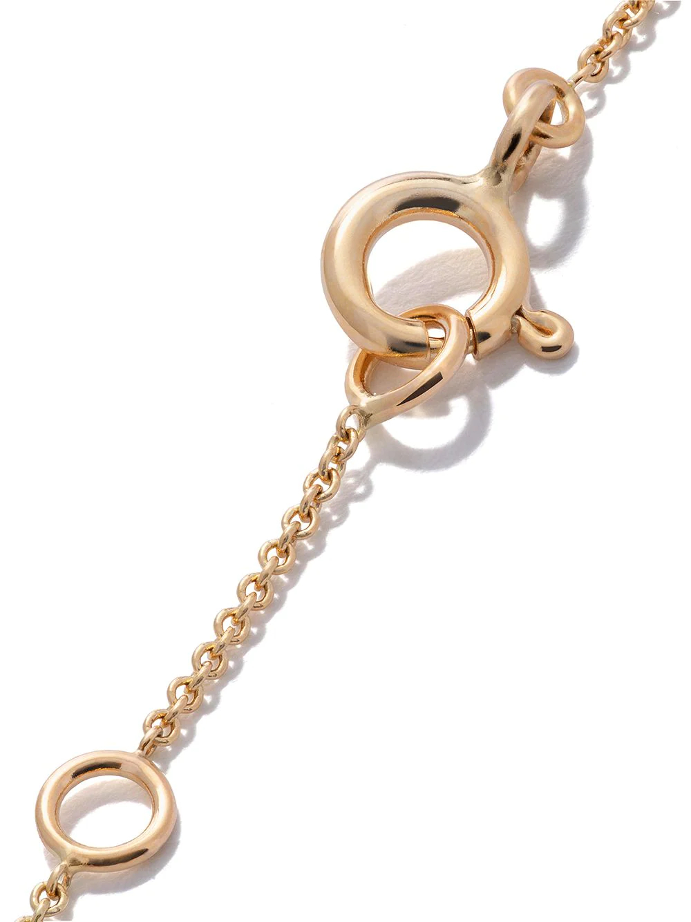 AS29 | AS29 браслет Mye из желтого золота с бриллиантами | Clouty