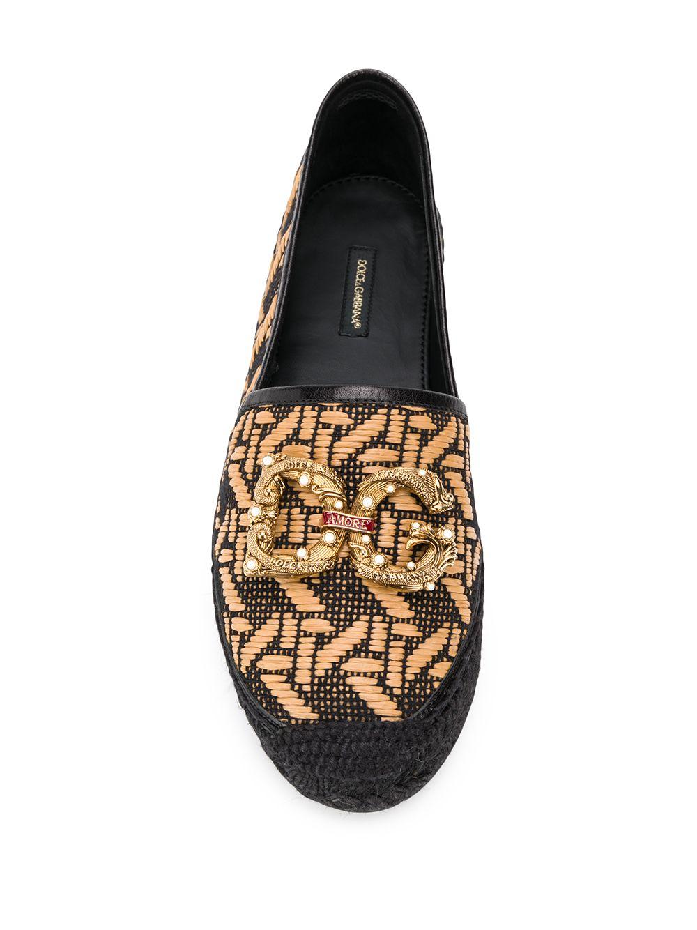 Dolce & Gabbana | Dolce & Gabbana эспадрильи DG Amore | Clouty