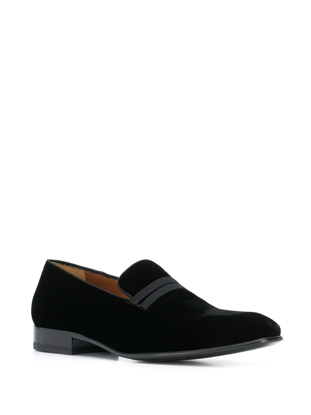 Malone Souliers | Malone Souliers бархатные лоферы Miles | Clouty