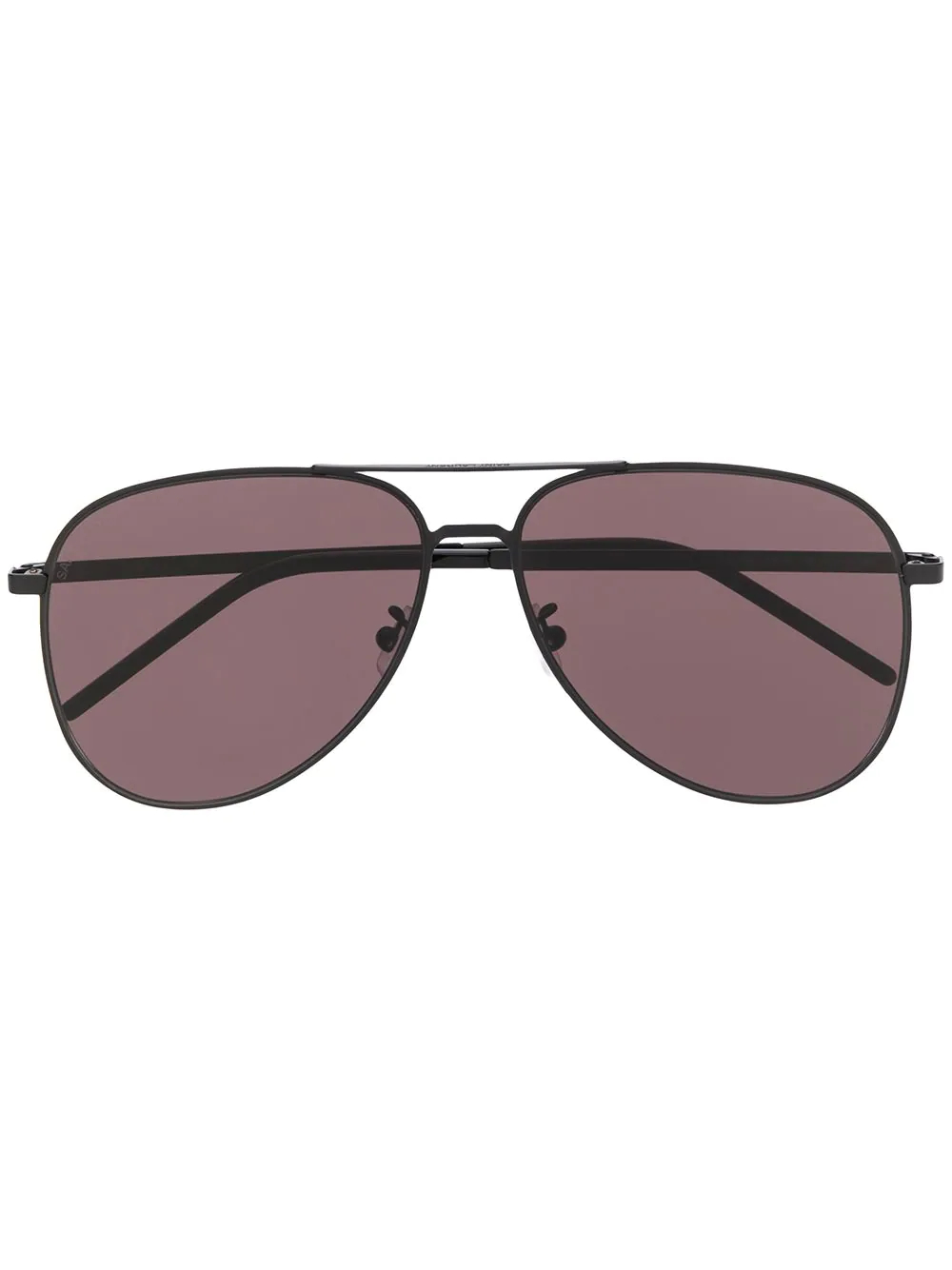 SAINT LAURENT | Saint Laurent Eyewear солнцезащитные очки-авиаторы | Clouty