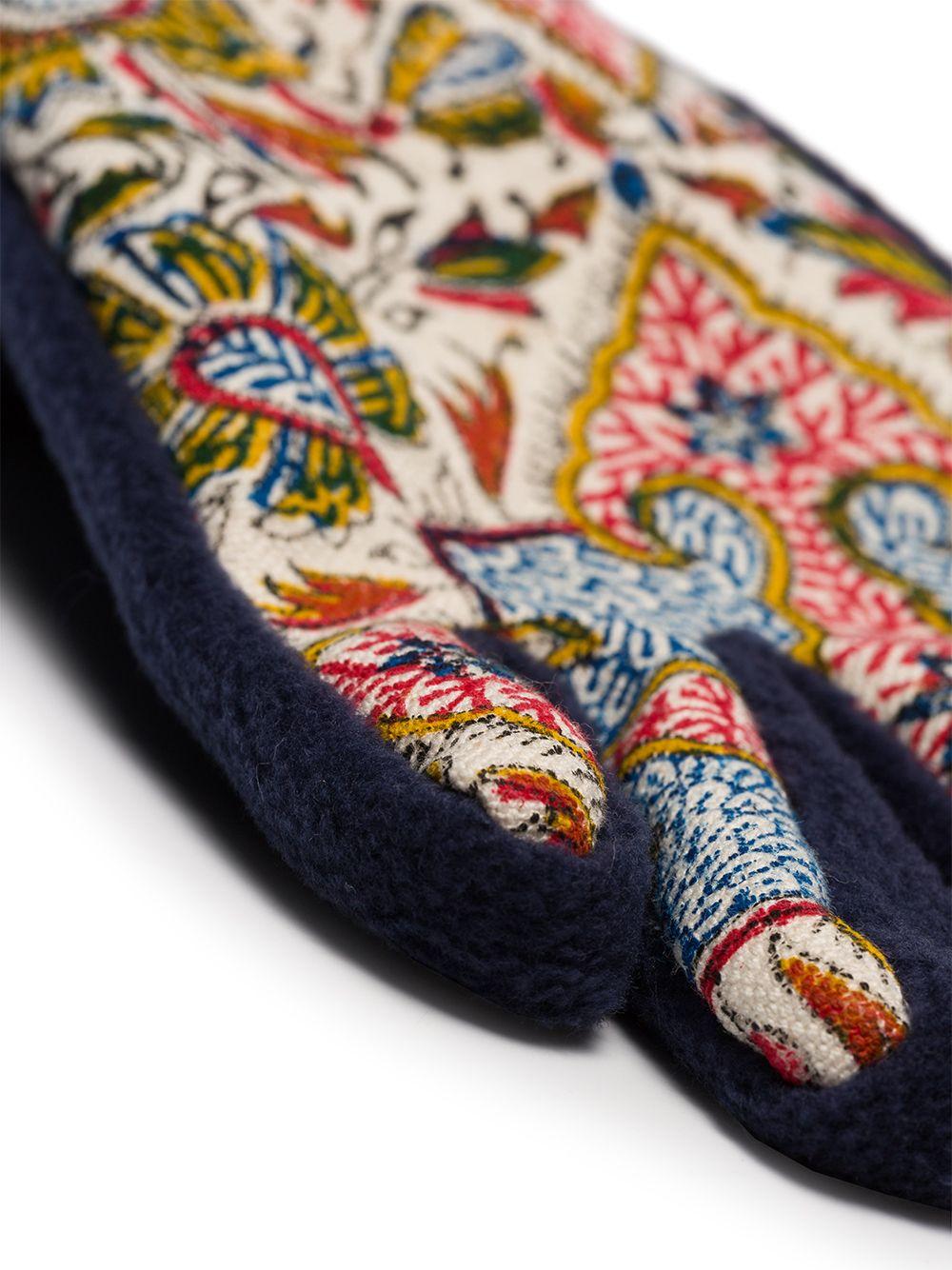 Paria Farzaneh | перчатки с орнаментом | Clouty