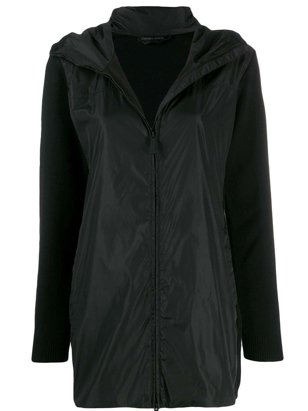 CANADA GOOSE | куртка на молнии с капюшоном | Clouty