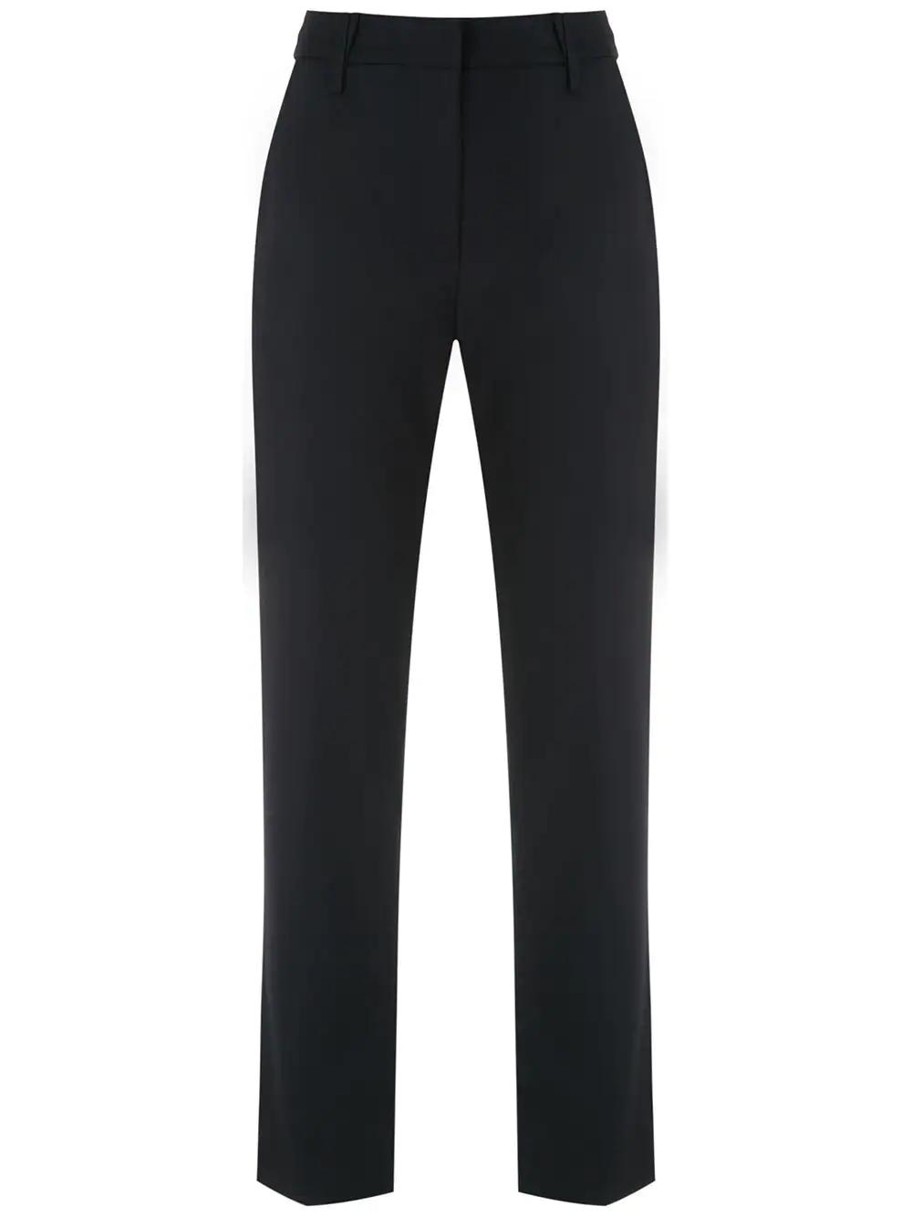 Egrey | Egrey укороченные брюки строгого кроя | Clouty