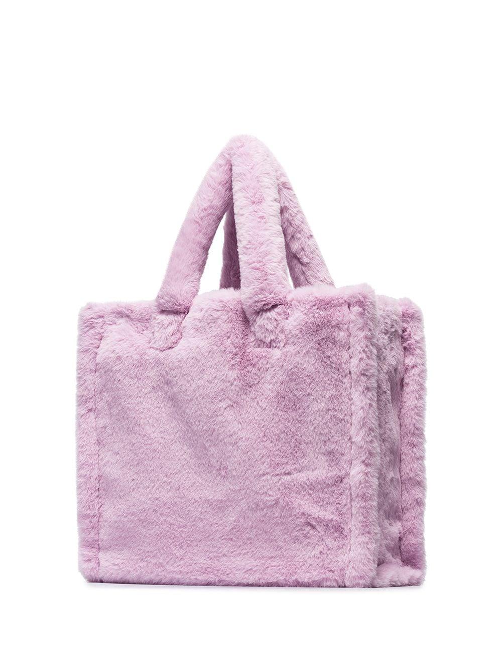 STAND STUDIO | сумка-тоут Lolita из искусственного меха | Clouty