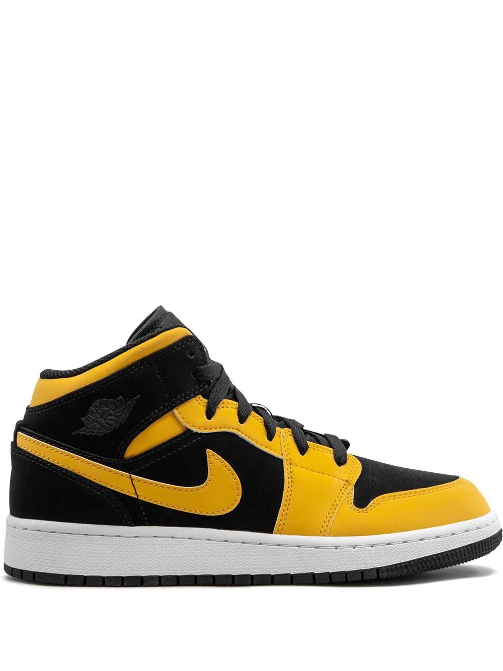 Jordan | кроссовки Air Jordan 1 Mid GS | Clouty