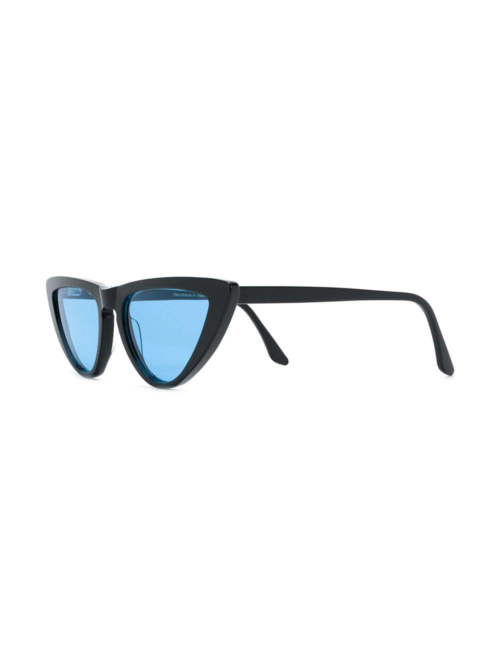 Leqarant | солнцезащитные очки в оправе 'кошачий глаз' | Clouty