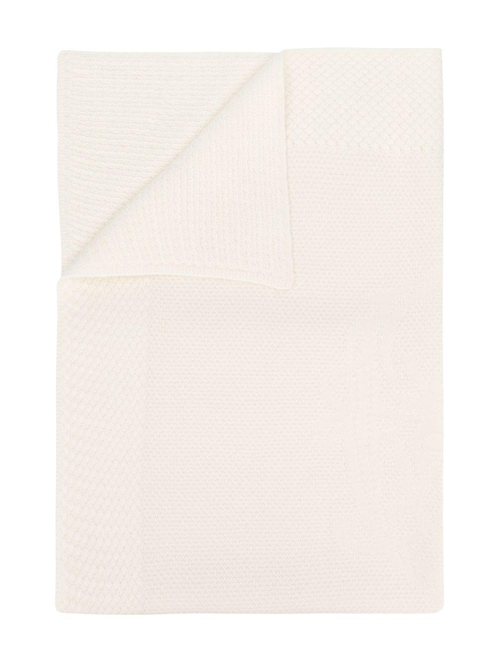 Chloé Kids | трикотажное одеяло | Clouty