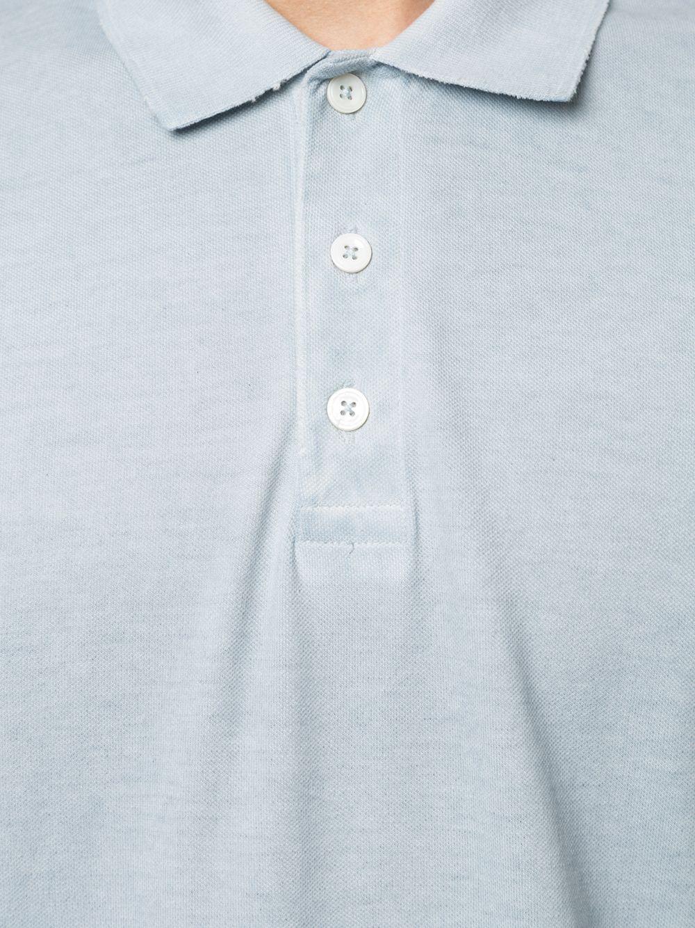 Zadig & Voltaire | Zadig&Voltaire рубашка-поло Trot с нашивкой-логотипом | Clouty